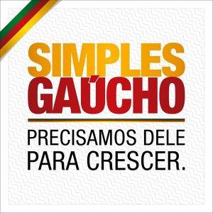 SUPER SIMPLES X SIMPLES GAÚCHO - Mobilização